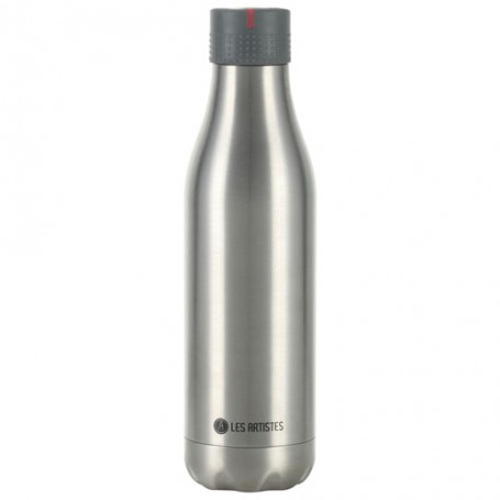 BOTTLE UP ISOTHERM METTALIC ARGE.500ML