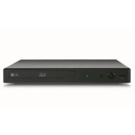 Lecteur BLU RAY 3D - Smart TV (Applications) - Private Sound Mode - DLNA - USB Host - Noir