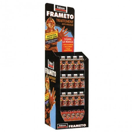 FRAMETO ANTIROUILLE 90ML+500M L BOX120