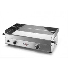 PLANCHA GAZ DESIGN SURF. CUISS. 65X40CM INOX CDS KRAMPOUZ