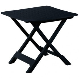 TABLE PLIANTE TEVERE ANTHRACITE