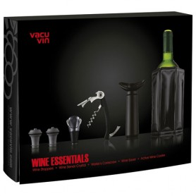 COFFRET WINE ESSENTIALS NOIR 6P