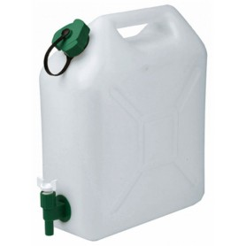 Jerrican alimentaire + robinet 15L